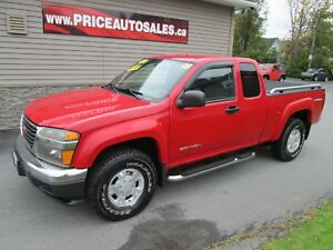 2005 GMC Canyon 3.5L - 4X4 - CHEAPEST IN CANADA!!!