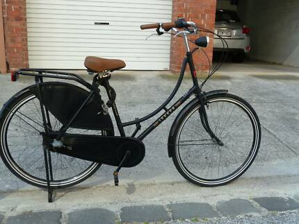 Lekker 3-speed cruiser bike
