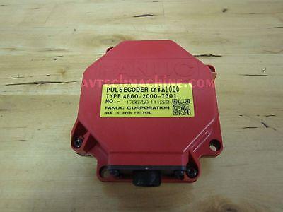 FANUC PULSE CODER A860-2000-T301