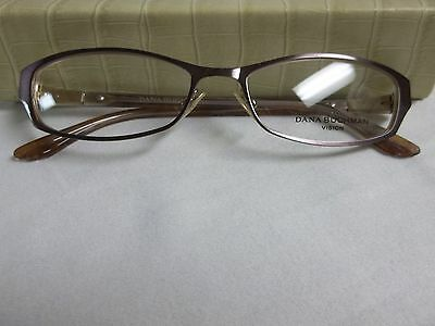 Dana Buchman Vision Laurel Canyon New Womens Clear Glasses