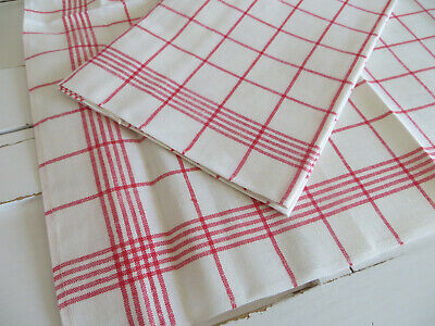Tablecloth red white checkered 37x56 or made to order your size napkins curtains pillows available great GIFT runner