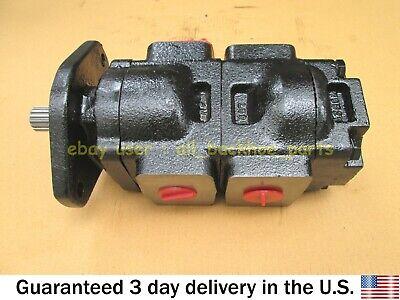 Jcb Backhoe - Pump Main Hydraulic 3629 Ccrev Part No. 332f9030 20925580