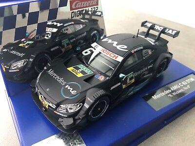 """Carrera Digital 132 30858 20030858 Mercedes-AMG C 63 DTM """" R.Wickens, No.6 """" NEU"""
