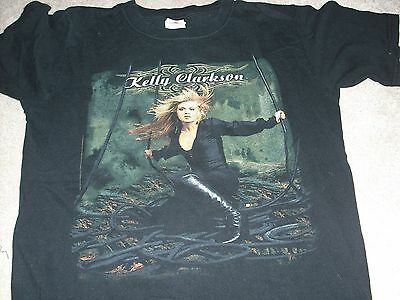 "KELLY CLARKSON ""Breakaway"" US Tour t-shirt Adult Small"
