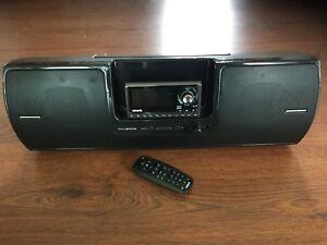 Radio satellite Boombox Sirius xm