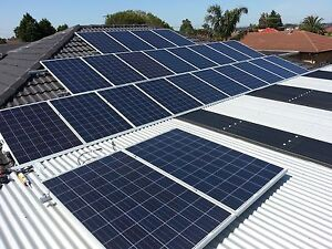 5 KW SOLAR WITH SMA FULLY GERMAN INSTALLED FROM $4,699 Heathmont Maroondah Area Preview