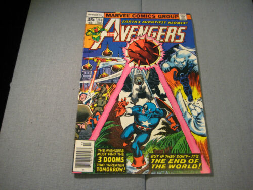 The Avengers #169 (1978, Marvel)