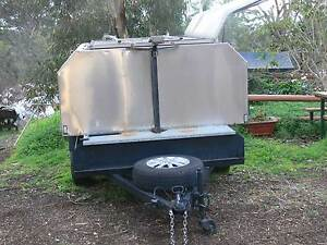 Stainless steel trailer Echunga Mount Barker Area Preview