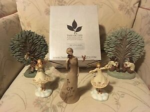 Tree of Life figurines etc