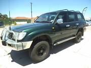 2001 Toyota LandCruiser GXL SUV 7 SEATER AUTO 4x4 $13990 St James Victoria Park Area Preview