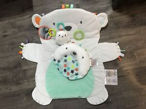 tummy time activity mat for baby