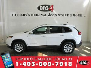 2015 Jeep Cherokee North, heated seats, bu camera, powertailgate