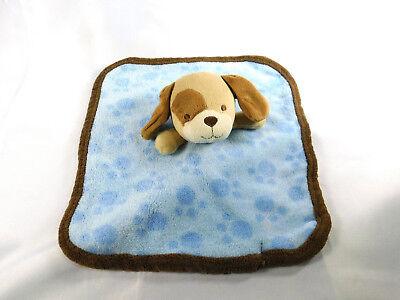 Koala Baby Puppy Dog Blue Lovey Paw Prints Security Blanket Lovey