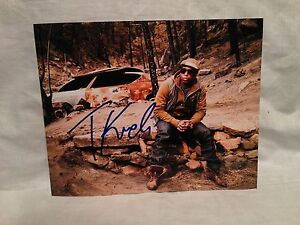 Talib-Kweli-SIGNED-AUTOGRAPHED-8X10-PHOTO-BLACK-STAR-COA-WOW-B