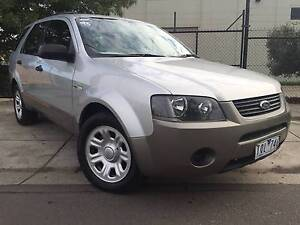 2005 Ford Territory TX (4x4) SY Auto 7Seater Wagon REGO AND RWC Moorabbin Kingston Area Preview