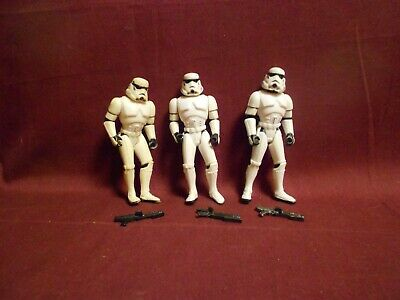 Star/Clone Wars lot:  Storm Trooper Squad