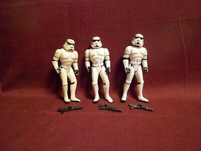 Star/Clone Wars lot:  Storm Trooper Squad