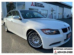 2008 BMW 328 328i; Local BC vehicle! LOW KMS!