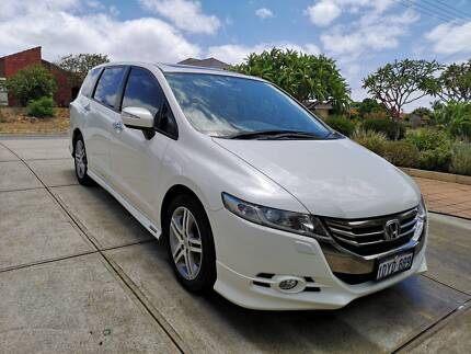 Honda odyssey 2012 luxury model Willetton Canning Area Preview