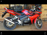 Selling Wifes Honda CBR125r Only 450kms Mandurah Mandurah Area Preview