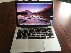 "MacBook Pro 13.3"" Retina display+extras"