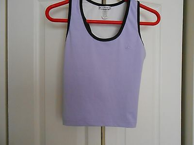 Sosporty Com Top  Nike Pants  2 Piece Black Lavender Workout    Small
