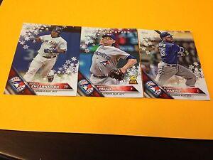 Topps Blue Jays baseball cards