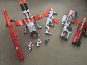 6 Nerf guns for sale