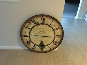 Wall clock Haddon Golden Plains Preview