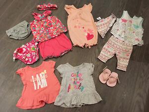 Lot vêtements 3 mois fille