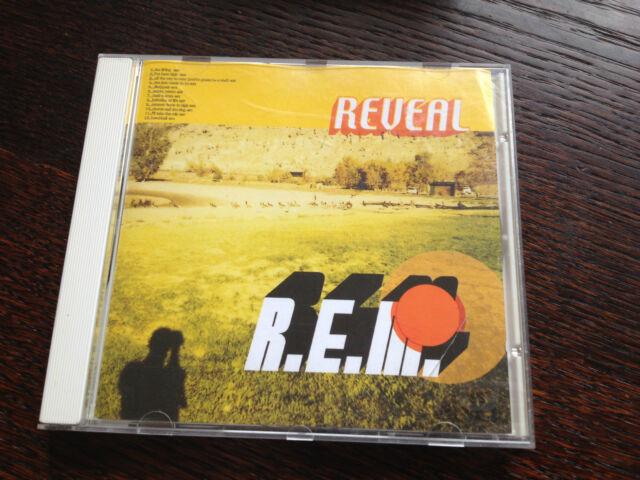 R.E.M. - 'Reveal' UK CD Album