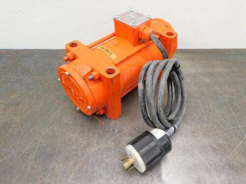 Vibco 2p-200 Electric Vibrator 1.0/0.5 A 230/460 Vac 3 Phase