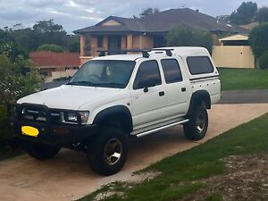 Toyota Hilux, 4x4, Dual cab $8000 negotiable Boat Harbour Port Stephens Area Preview