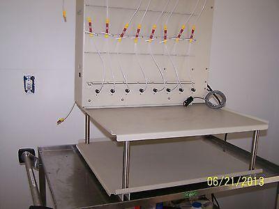 Isco Combiflash Separation System Sq1600 16 Column Module
