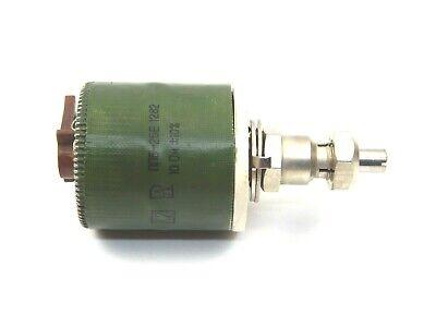 1 X Wirewound Potentiometer Ppb-25e 10 Ohm 25 Watt 10 Variable Trimmer Nosnib