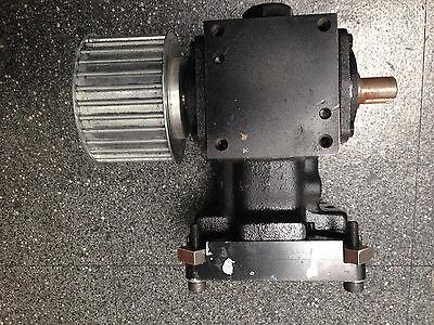 Textron Accudrive  Rg150010ssps03acegd Gear Reducer