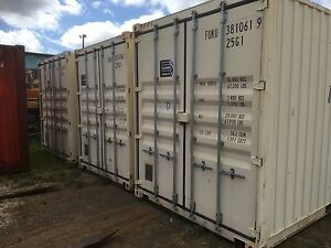 20ft High Cube HC Shipping Container Bundaberg Central Bundaberg City Preview