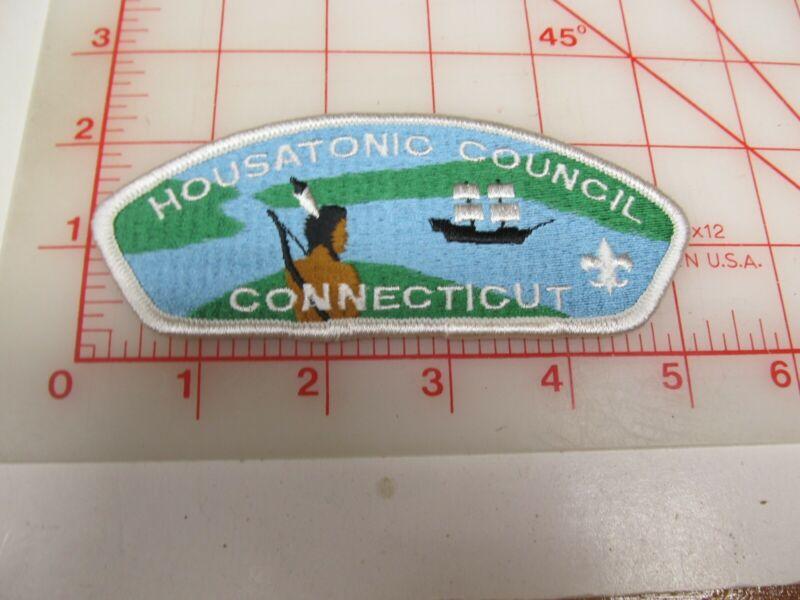 Housatonic Council CSP collectible PB patch (o34)