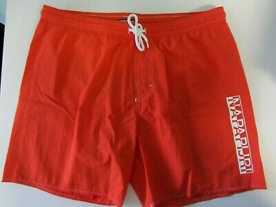 NAPAPIJRI SHORTS Badehose VIRDEN 3XL 56/58 SPICY ORANGE SUPER FARBE 70€ 1030