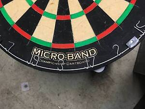 micro band dart board Dolls Point Rockdale Area Preview