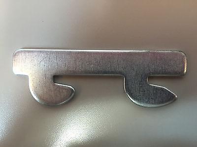 Sturdi Bilt Clip Part S-303h For Unarco Slotted Pallet Rack Slot Sturdy Built