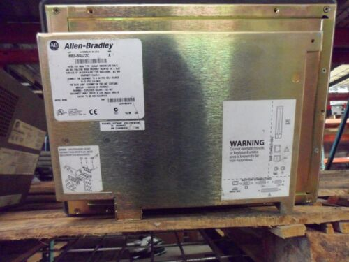 Allen Bradley 6182-BGAZZC Operator interface