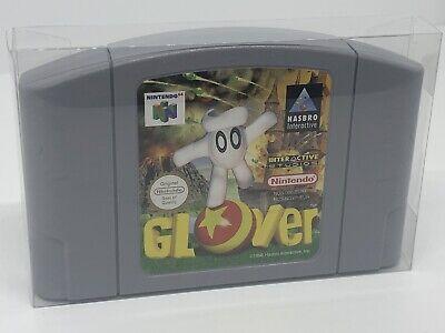 Glover 64 N64 Mint Pal! Only Modul. Nintendo 64