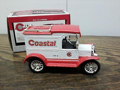 Coastal Die Cast Bank Truck   New