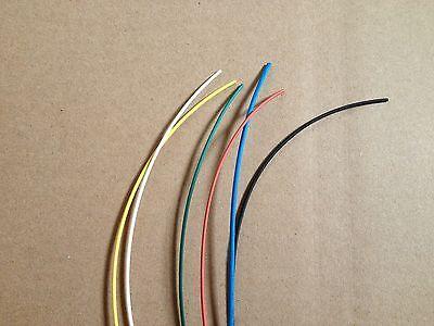 Six Colors 0.6mm Heat Shrinkable Tube Shrink Tubing 1meter