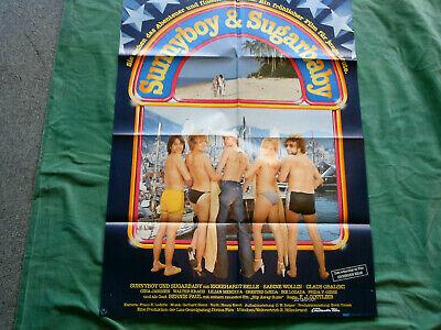 Sunnyboy & Sugarbaby - Original Filmplakat A1