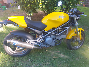 2001 Ducati Monster 900ie North Warrandyte Nillumbik Area Preview