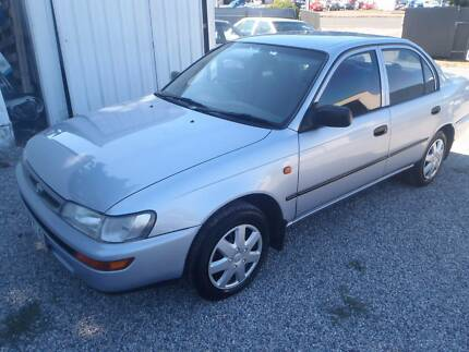 "1997 Toyota Corolla ""LOW KILOMETRE AUTOMATIC"" Sedan Old Reynella Morphett Vale Area Preview"