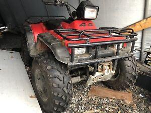 Honda 450S and ES parts