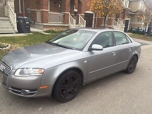 2006 Audi A4 Mint Con. With Safety and e-tested